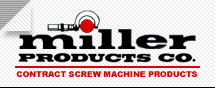 miller products banner