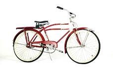 1950s Shwinn bicycle