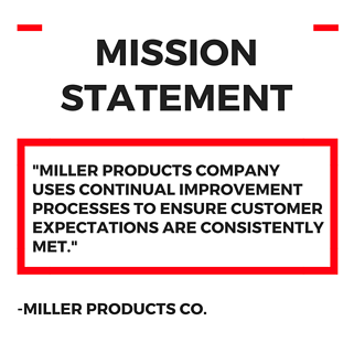 Mission statement mission statement 2 055797 editedg 2018 miller products company malvernweather Image collections