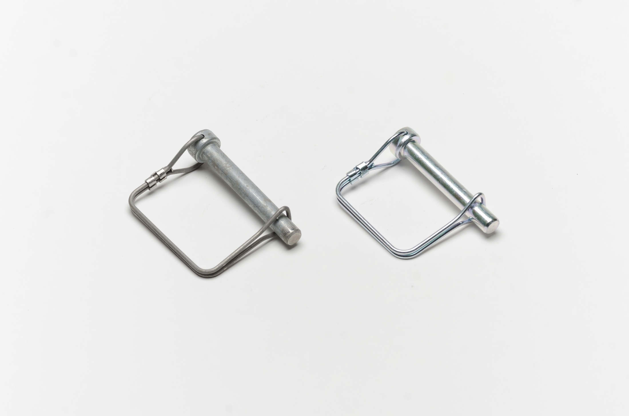 Wire Lock Hitch Pin : Square wire lock pin